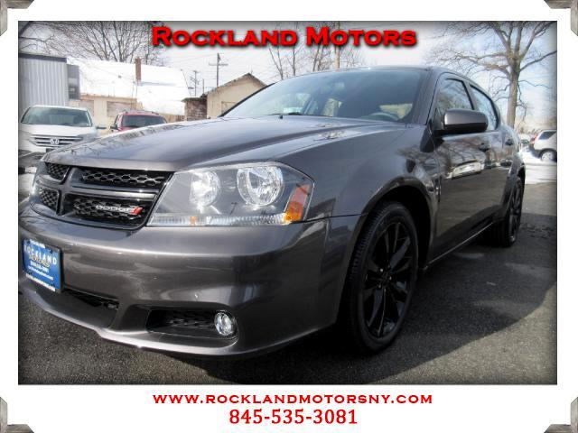 2014 Dodge Avenger DISCLAIMER We make every effort to present information that is accurate However