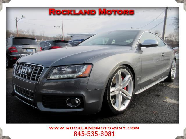2012 Audi S5 DISCLAIMER We make every effort to present information that is accurate However it is