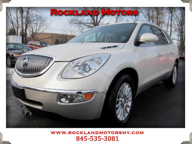 2009 Buick Enclave DISCLAIMER We make every effort to present information that is accurate Howeve