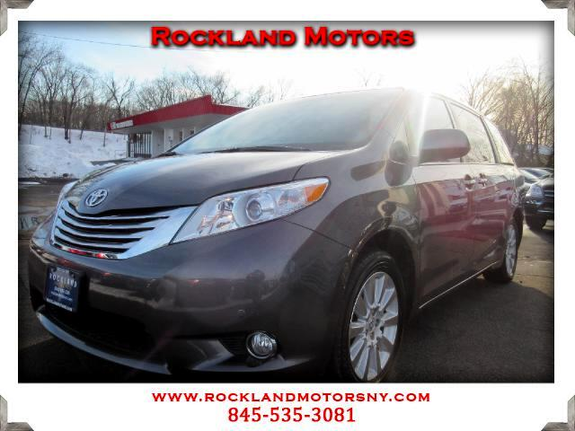 2012 Toyota Sienna DISCLAIMER We make every effort to present information that is accurate However