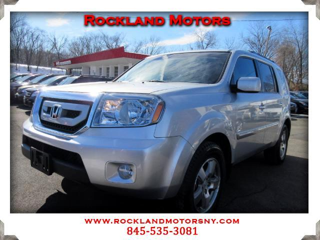 2011 Honda Pilot DISCLAIMER We make every effort to present information that is accurate However i