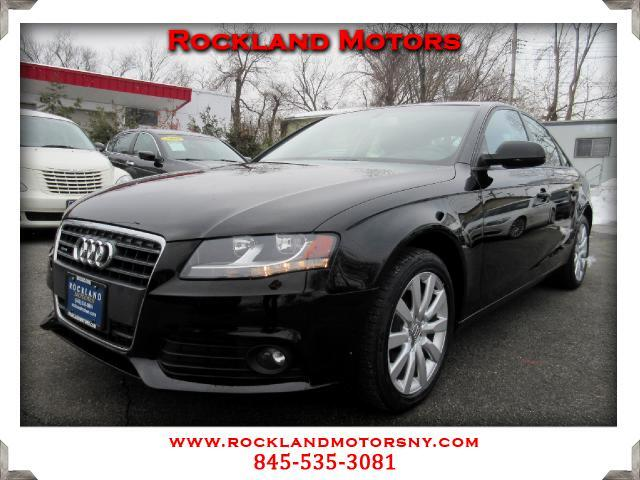 2012 Audi A4 DISCLAIMER We make every effort to present information that is accurate However it is