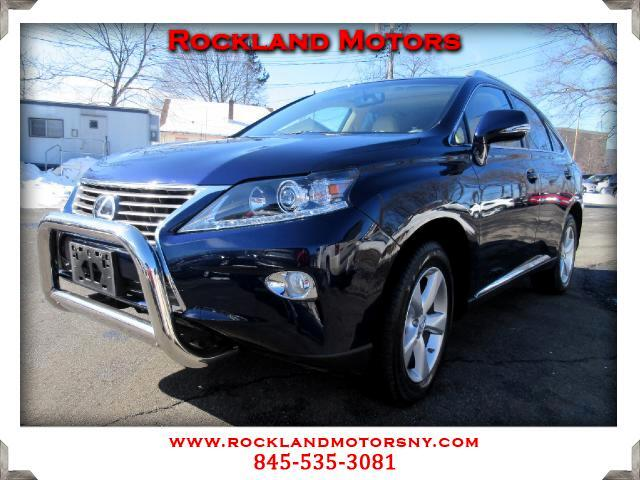 2014 Lexus RX 350 DISCLAIMER We make every effort to present information that is accurate However