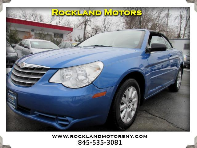 2008 Chrysler Sebring DISCLAIMER We make every effort to present information that is accurate How