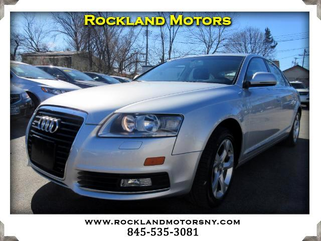 2010 Audi A6 DISCLAIMER We make every effort to present information that is accurate However it i