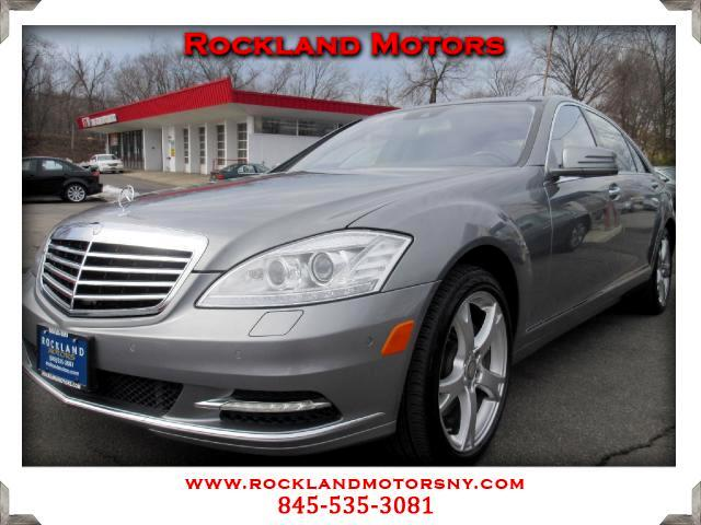 2013 Mercedes S-Class DISCLAIMER We make every effort to present information that is accurate How