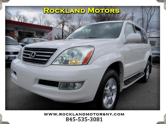 2007 Lexus GX 470 DISCLAIMER We make every effort to present information that is accurate However
