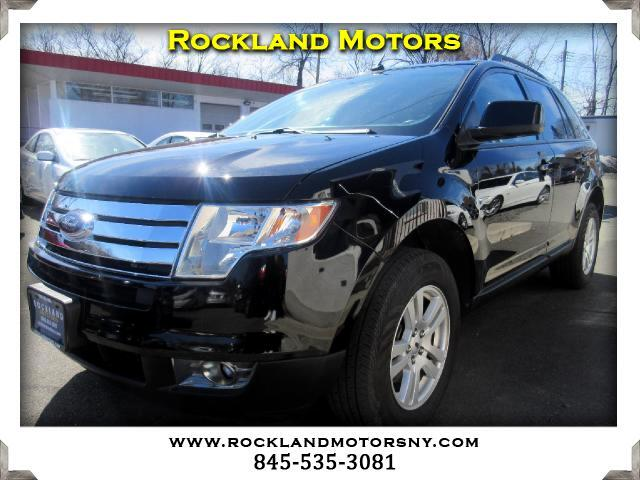 2007 Ford Edge DISCLAIMER We make every effort to present information that is accurate However it