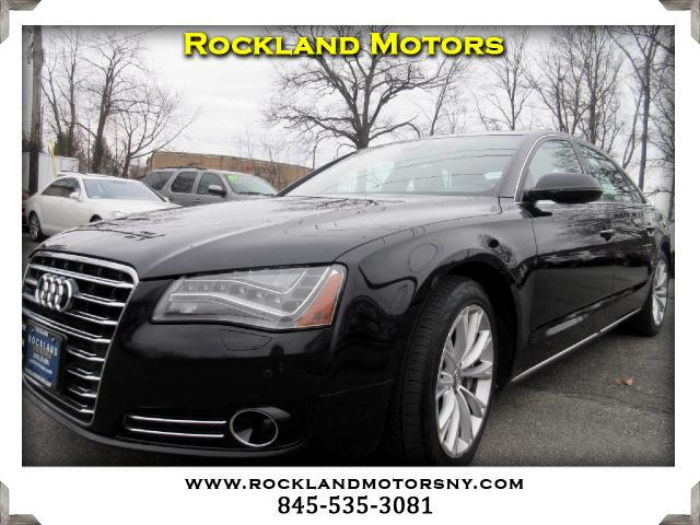 2011 Audi A8 DISCLAIMER We make every effort to present information that is accurate However it i