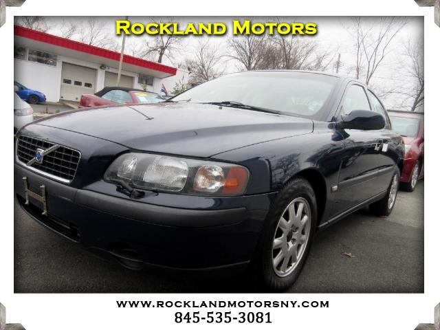 2002 Volvo S60 DISCLAIMER We make every effort to present information that is accurate However it