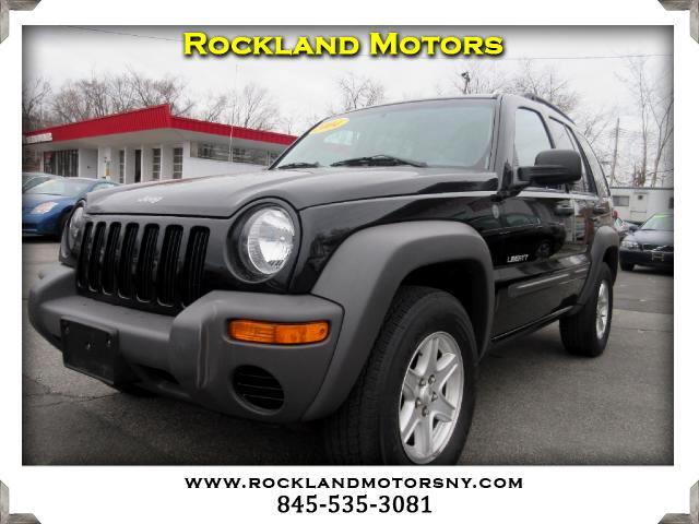 2004 Jeep Liberty DISCLAIMER We make every effort to present information that is accurate However