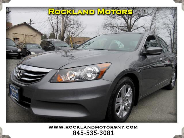 2012 Honda Accord DISCLAIMER We make every effort to present information that is accurate However