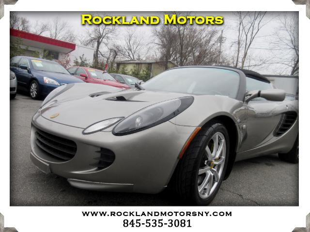 2005 Lotus Elise DISCLAIMER We make every effort to present information that is accurate However