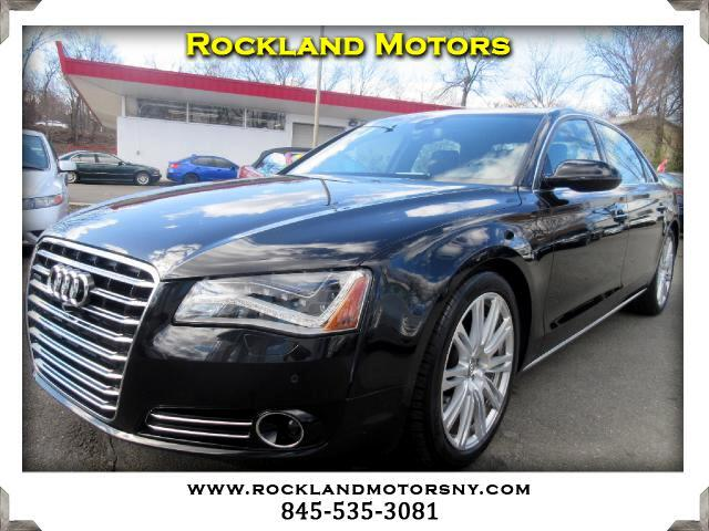 2014 Audi A8 DISCLAIMER We make every effort to present information that is accurate However it i