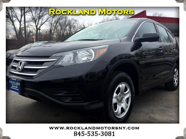 2012 Honda CR-V DISCLAIMER We make every effort to present information that is accurate However i