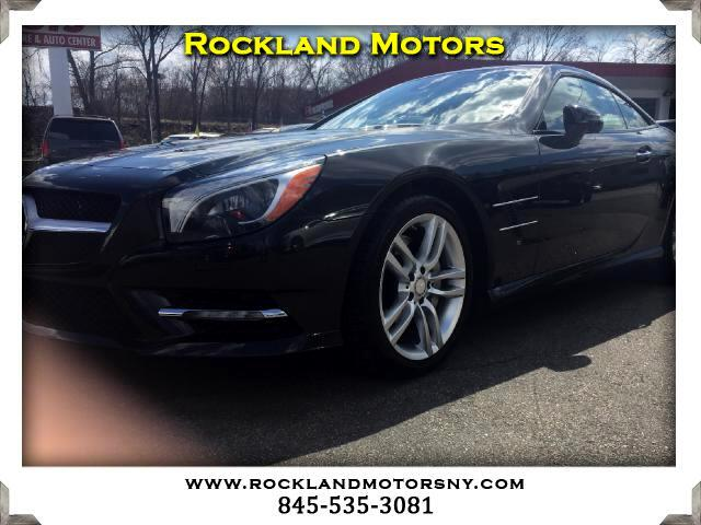 2013 Mercedes SL-Class DISCLAIMER We make every effort to present information that is accurate Ho