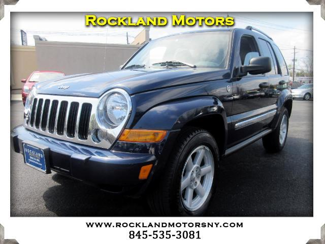 2006 Jeep Liberty DISCLAIMER We make every effort to present information that is accurate However