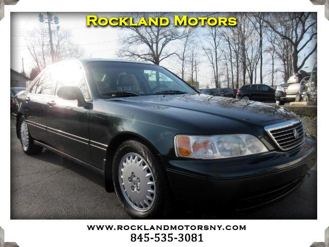 1996 Acura RL DISCLAIMER We make every effort to present information that is accurate However it