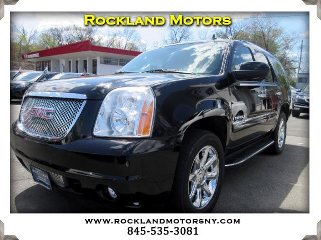 2008 GMC Yukon Denali DISCLAIMER We make every effort to present information that is accurate How