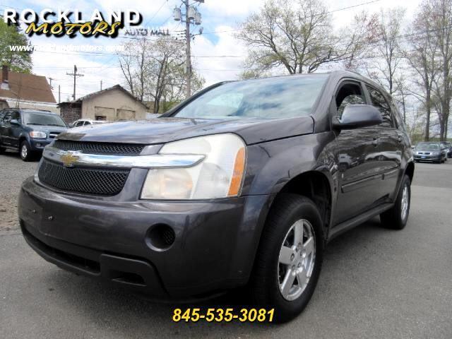 2007 Chevrolet Equinox DISCLAIMER We make every effort to present information that is accurate Ho