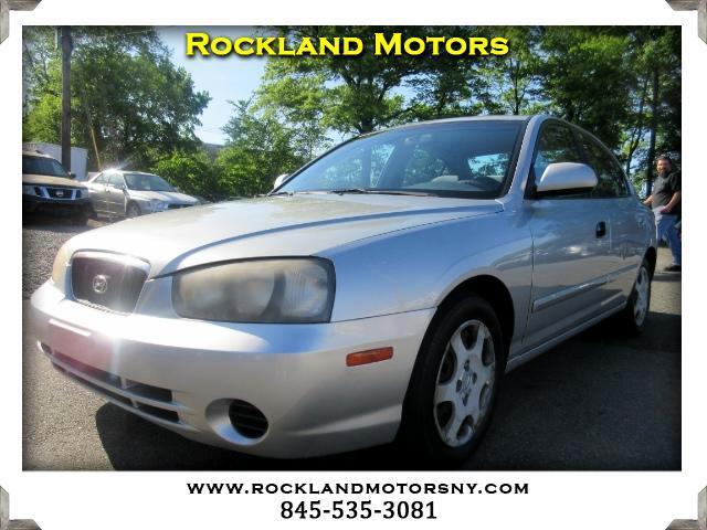 2001 Hyundai Elantra DISCLAIMER We make every effort to present information that is accurate Howe