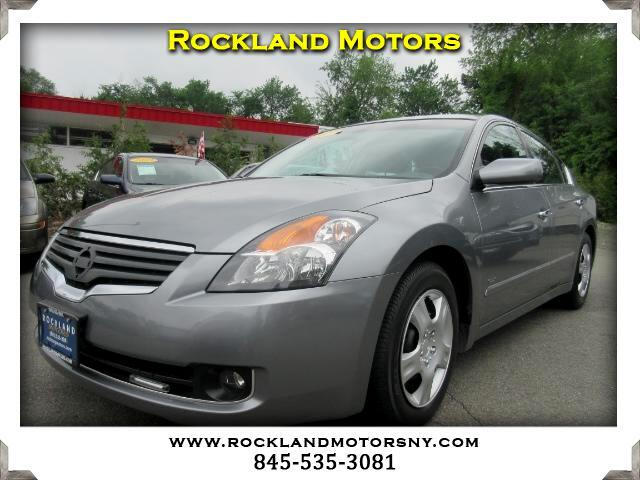 2007 Nissan Altima DISCLAIMER We make every effort to present information that is accurate Howeve