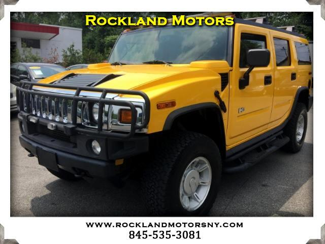 2005 HUMMER H2 DISCLAIMER We make every effort to present information that is accurate However it