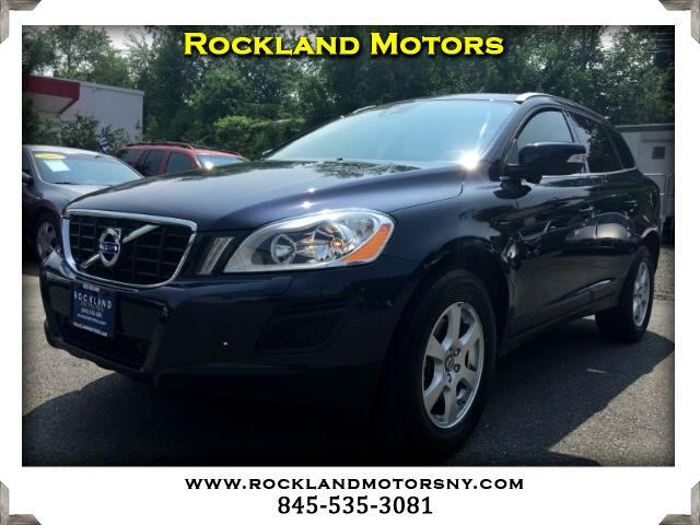 2012 Volvo XC60 DISCLAIMER We make every effort to present information that is accurate However i