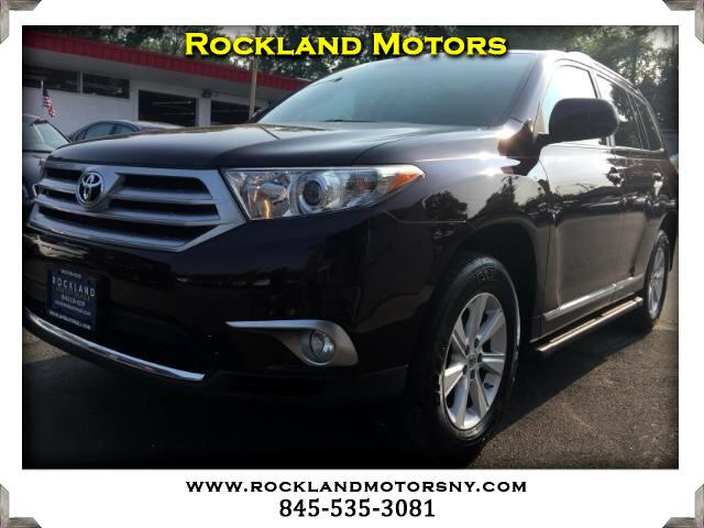 2011 Toyota Highlander DISCLAIMER We make every effort to present information that is accurate Ho