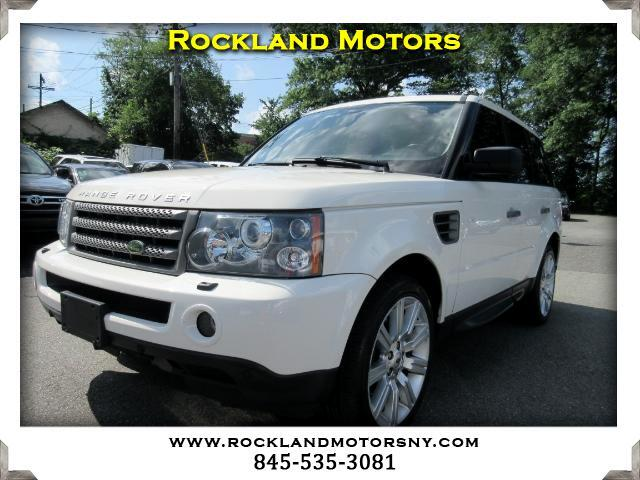 2009 Land Rover Range Rover Sport DISCLAIMER We make every effort to present information that is a