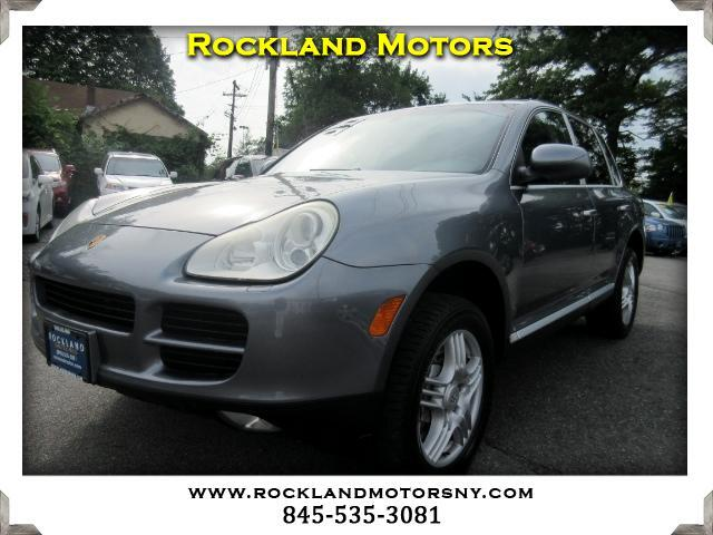 2004 Porsche Cayenne DISCLAIMER We make every effort to present information that is accurate Howe