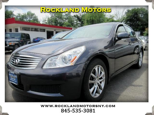 2007 Infiniti G35 DISCLAIMER We make every effort to present information that is accurate However