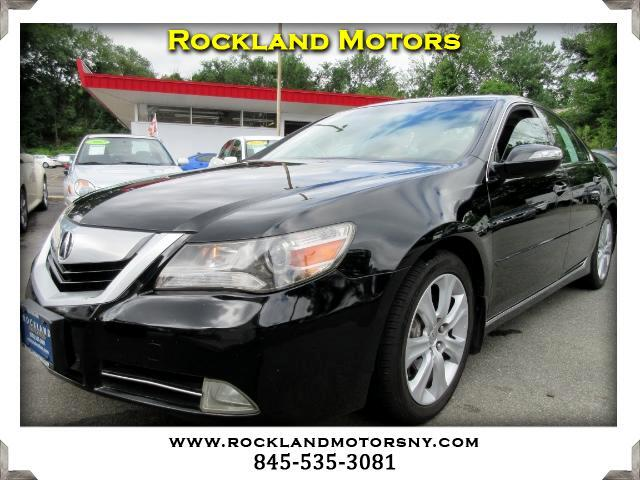 2009 Acura RL DISCLAIMER We make every effort to present information that is accurate However it