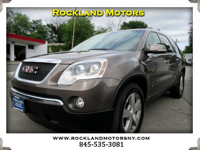 2010 GMC Acadia DISCLAIMER We make every effort to present information that is accurate However i