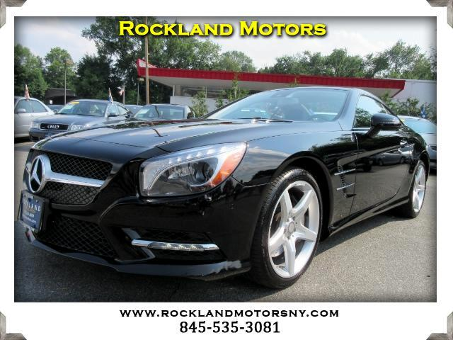 2014 Mercedes SL-Class DISCLAIMER We make every effort to present information that is accurate Ho