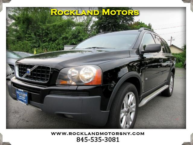 2004 Volvo XC90 DISCLAIMER We make every effort to present information that is accurate However i