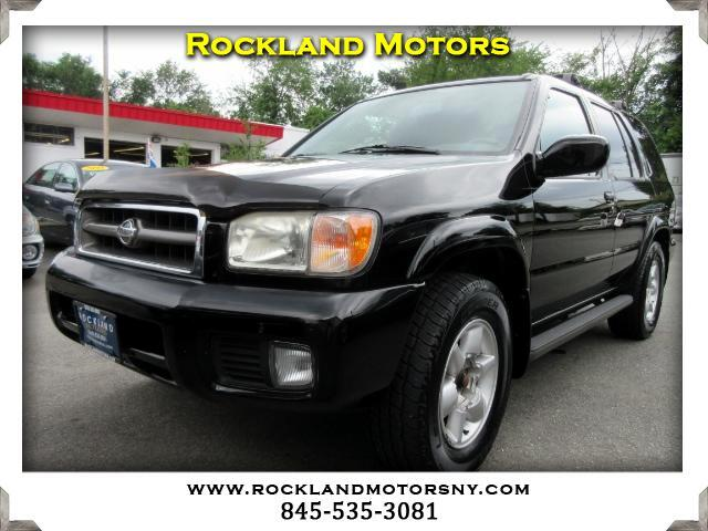 2001 Nissan Pathfinder DISCLAIMER We make every effort to present information that is accurate Ho