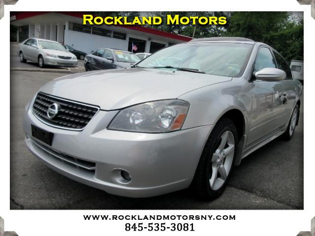 2005 Nissan Altima DISCLAIMER We make every effort to present information that is accurate Howeve