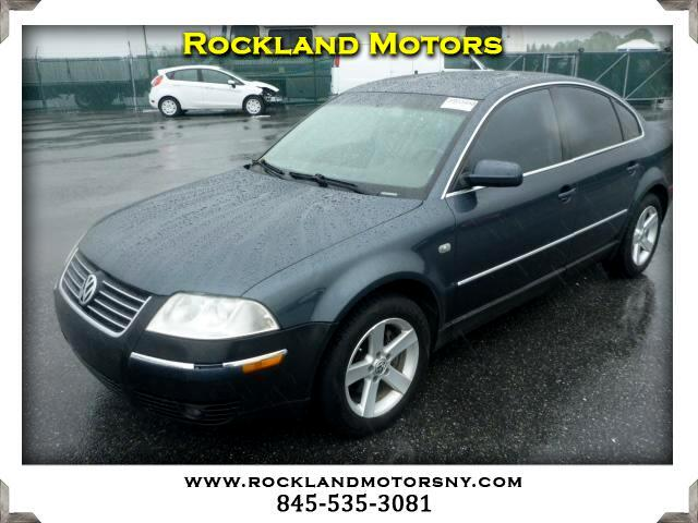 2004 Volkswagen Passat DISCLAIMER We make every effort to present information that is accurate Ho
