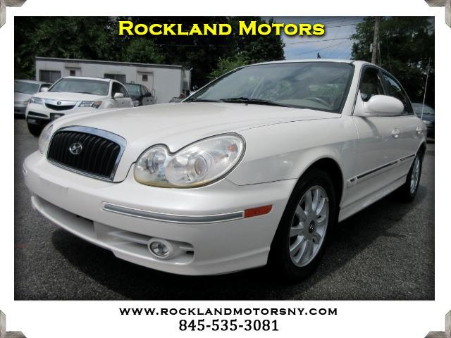 2004 Hyundai Sonata DISCLAIMER We make every effort to present information that is accurate Howev