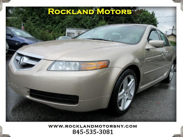2004 Acura TL DISCLAIMER We make every effort to present information that is accurate However it