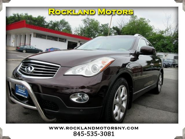 2008 Infiniti EX DISCLAIMER We make every effort to present information that is accurate However