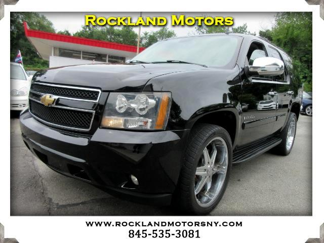 2007 Chevrolet Tahoe DISCLAIMER We make every effort to present information that is accurate Howe