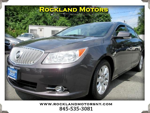 2012 Buick LaCrosse DISCLAIMER We make every effort to present information that is accurate Howev