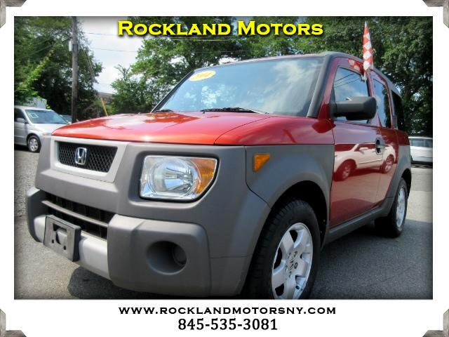 2004 Honda Element DISCLAIMER We make every effort to present information that is accurate Howeve