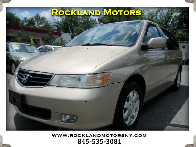 2002 Honda Odyssey DISCLAIMER We make every effort to present information that is accurate Howeve