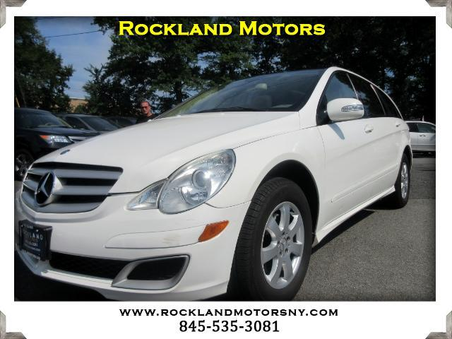 2006 Mercedes R-Class DISCLAIMER We make every effort to present information that is accurate How