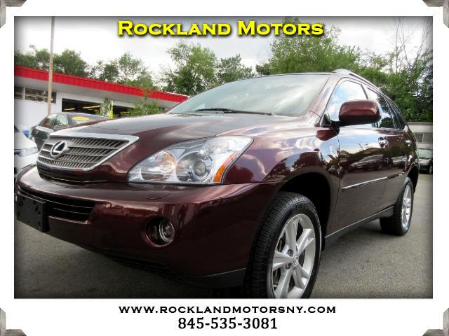 2008 Lexus RX 400h DISCLAIMER We make every effort to present information that is accurate Howeve