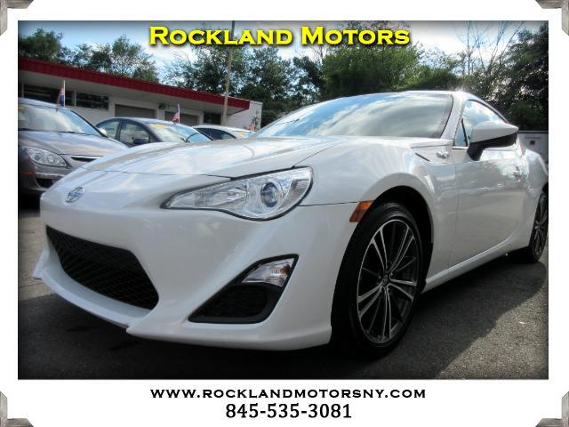 2013 Scion FR-S DISCLAIMER We make every effort to present information that is accurate However i