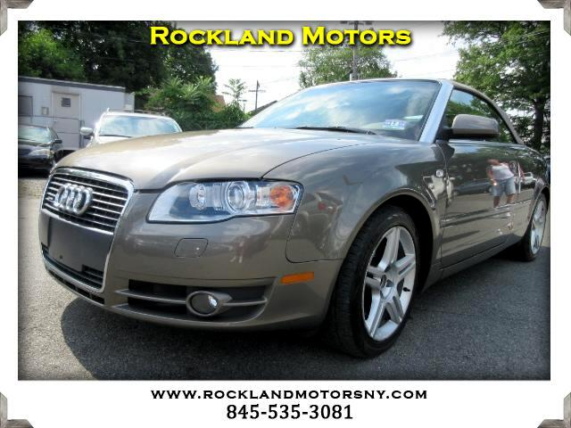 2007 Audi A4 DISCLAIMER We make every effort to present information that is accurate However it i